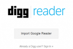 Digg Reader goes public, Android app still pending