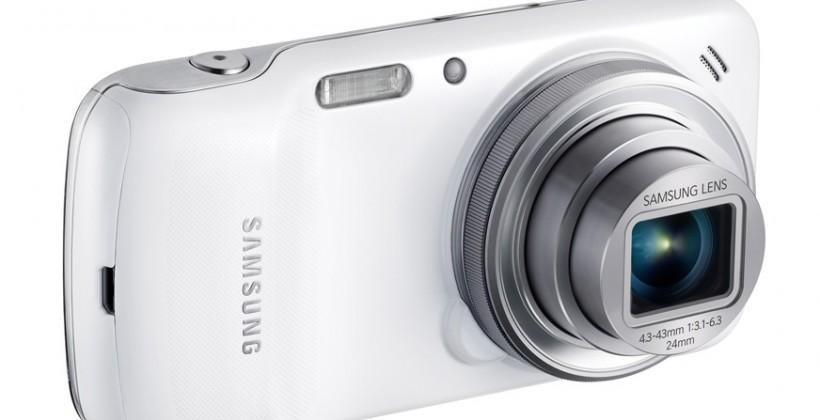 Samsung Galaxy S4 Zoom official: 16MP hybrid with 10x optical zoom