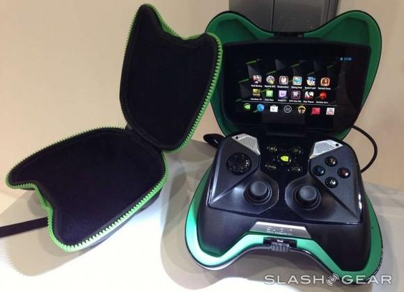 Gaming controllers hit mobile: iOS 7 and the SHIELD factor