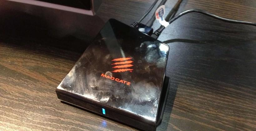 Mad Catz Project M.O.J.O. hands-on