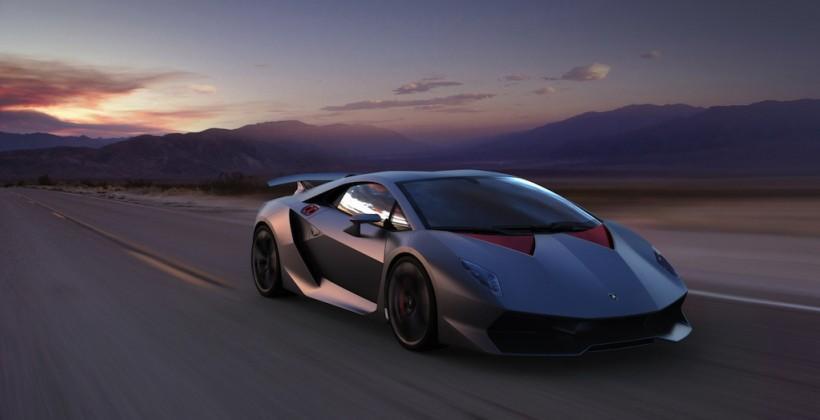 Lamborghini Sesto Elemento Carbon Fiber Monster Makes Track Debut