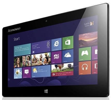 Lenovo Miix Windows 8 tablet offers detachable keyboard cover