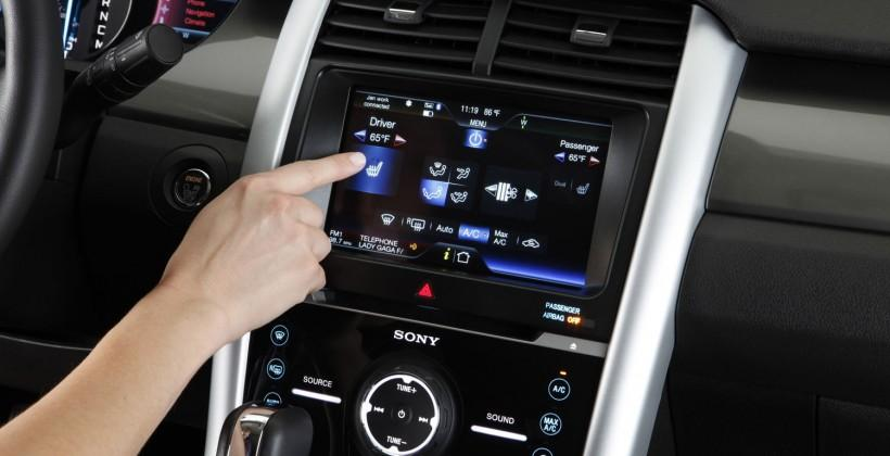 Ford bringing back buttons after touchscreen distraction fears