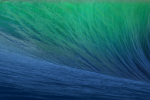 Apple publishes massive Retina OS X Mavericks wallpaper