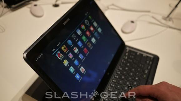 Samsung ATIV Q hands-on: Windows 8, Android, tablet, and notebook