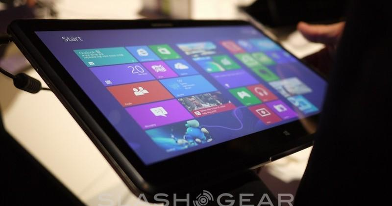 Samsung ATIV Q hands-on: Windows 8, Android, tablet, and notebook multi-mode