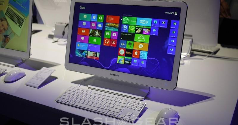 Samsung ATIV One 5 Style hands-on