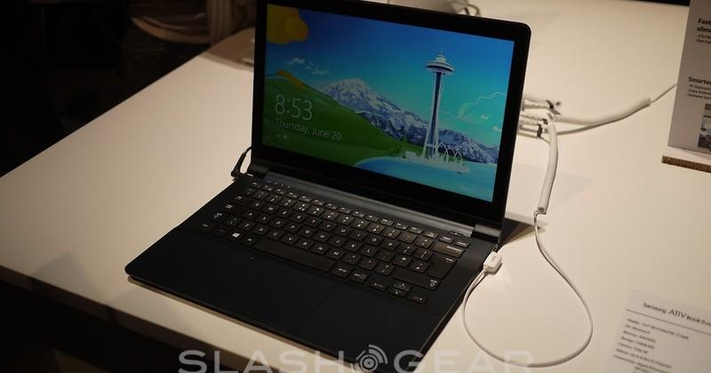 Samsung ATIV Book 9 Plus and Lite hands-on