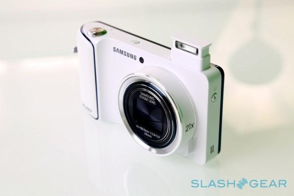 Samsung Galaxy Camera 2 photo examples appear in Google+