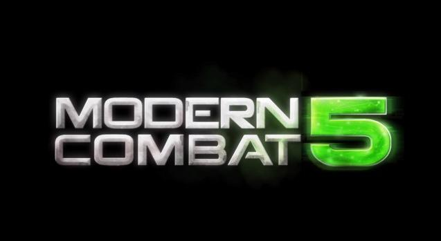 Modern Combat 5 teased, more details coming at E3