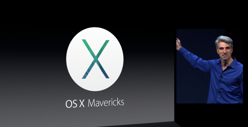 Apple OS X Mavericks gets official