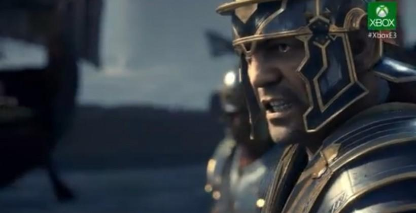 Ryse: Son of Rome revealed by Crytek at E3