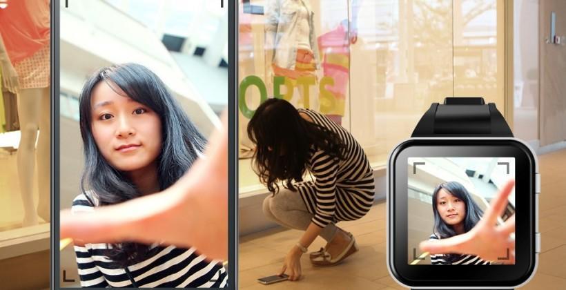"GEAK Watch brings Android in ""true"" smartwatch bid"