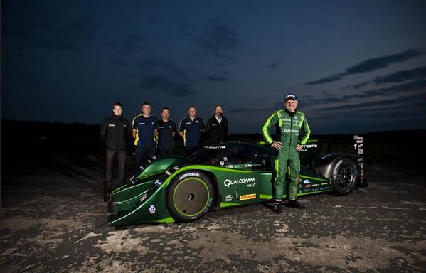 Lola B12/69 EV sets new electric speed record at 204.2mph