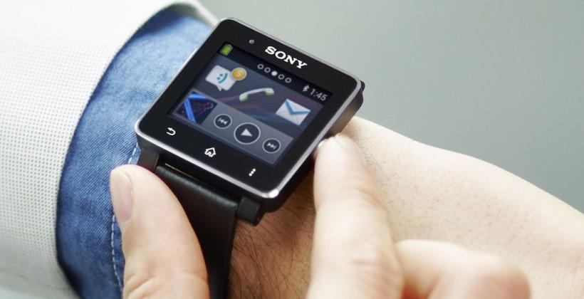 Careful Sony, three SmartWatch strikes and you're out