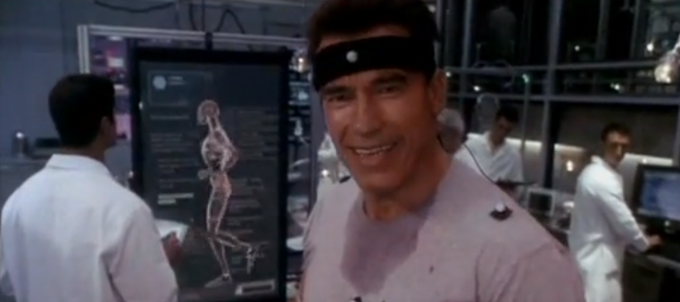 Terminator reboot tipped with The Rock in tow (and Arnie)