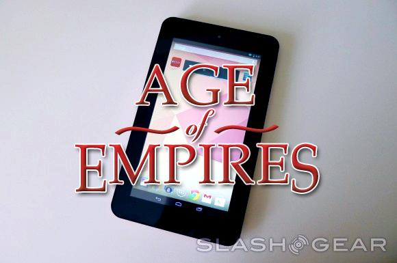 Age of Empires coming to iOS and Android: first of many Microsoft titles