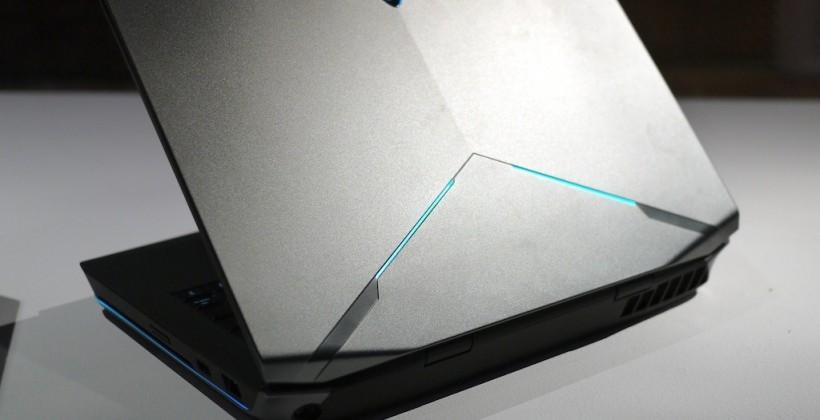 Alienware 14 hands-on: PC gaming's new portable powerhouse