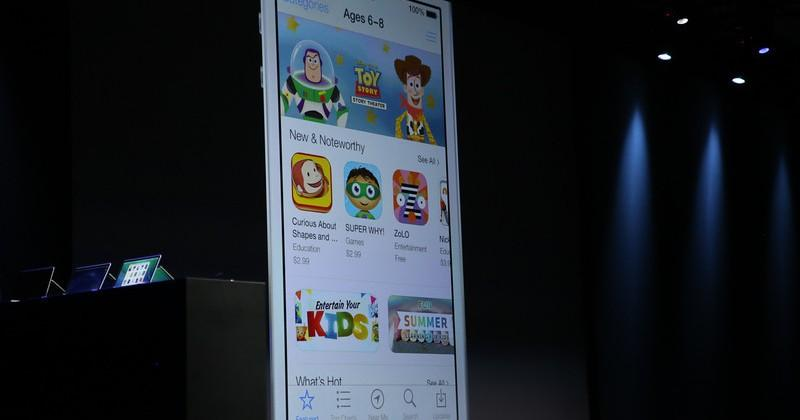Apple brings automatic updates and location-aware apps to iOS 7