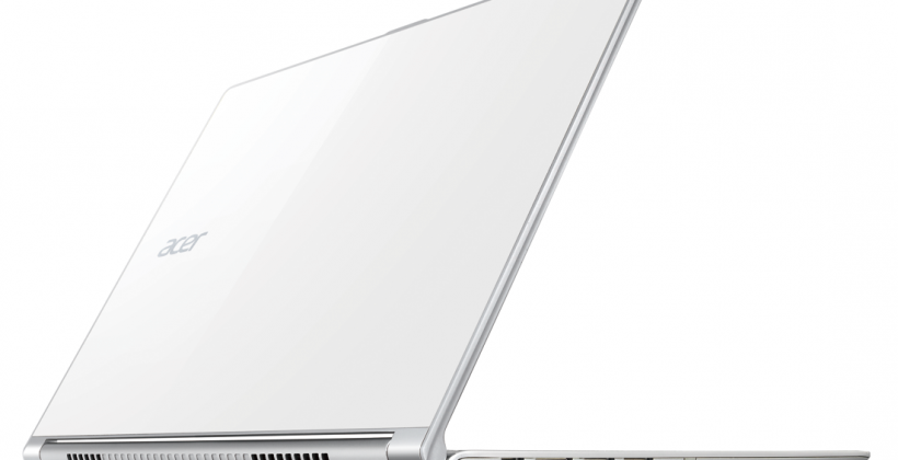 Acer Aspire S3 2013 reboot nabs design tips from S7 flagship