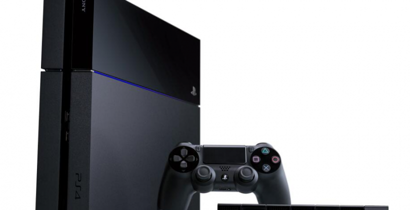 PlayStation 4 console hardware official: lean back