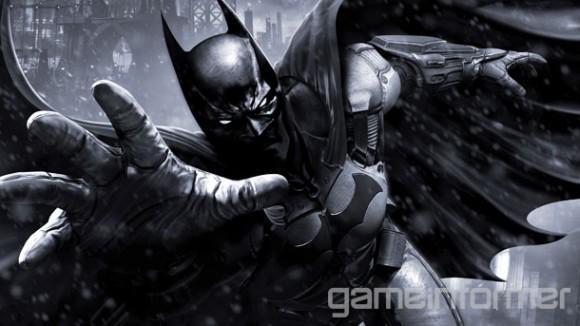 Batman: Arkham Origins E3 trailer shows off new combat elements