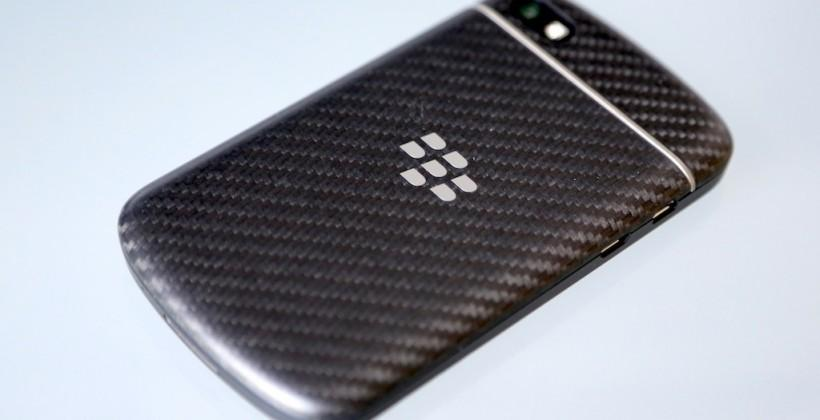 AT&T BlackBerry Q10 arriving this week