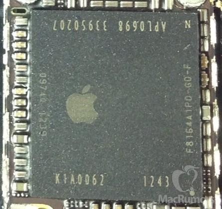 iPhone 5S prototype sports new A7 chip, 1GB RAM