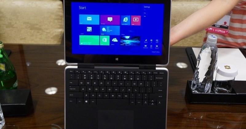 Dell XPS 11 tackles Lenovo Yoga with bendy-flexy ultrabook
