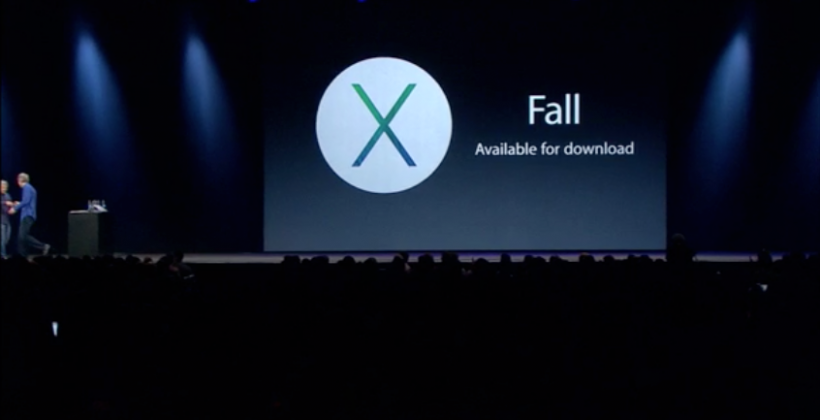 Mac OS X Mavericks coming today for devs, arrives this fall