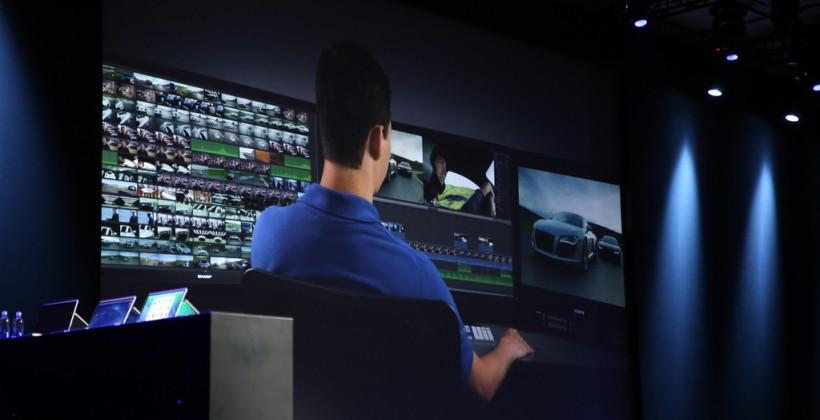 Mac Pro 2013 Final Cut Pro X update confirmed: Is a 4K Thunderbolt Display next?