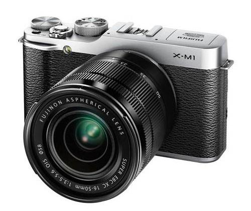 Fujifilm X-M1 camera leaks: WiFi, new lenses, and more