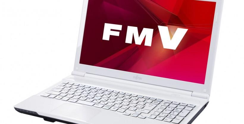 Fujitsu kicks off updated FMV Series with four PCs