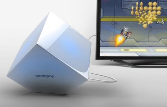 GamePop console gets iOS game support