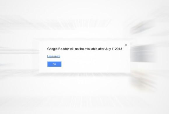 Google Reader shutdown spawned by changes in how we consume news