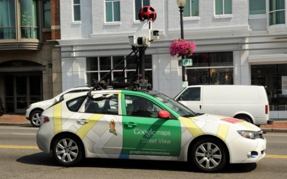 Google Street View data collection gets UK deletion order