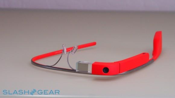Google Glass camera