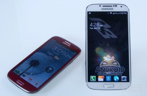 Samsung Galaxy S 4 seeing lowered production, Galaxy S III on the way out
