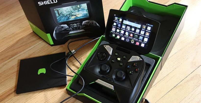 NVIDIA SHIELD Unboxing and First (final hardware) Impressions