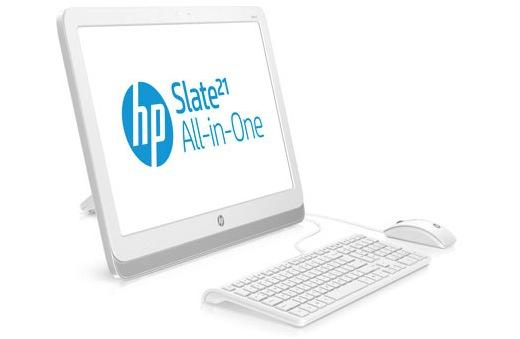 HP Slate 21 All-in-One bizarrely blends Android tablet and desktop