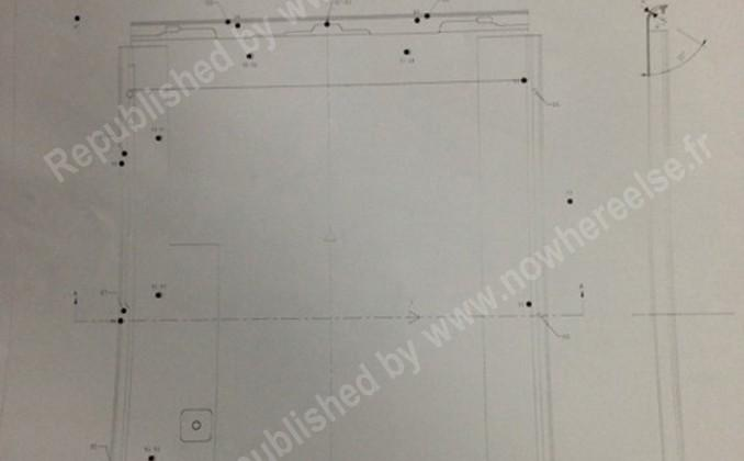 iPad 5 schematics leak with iPad mini-size sides
