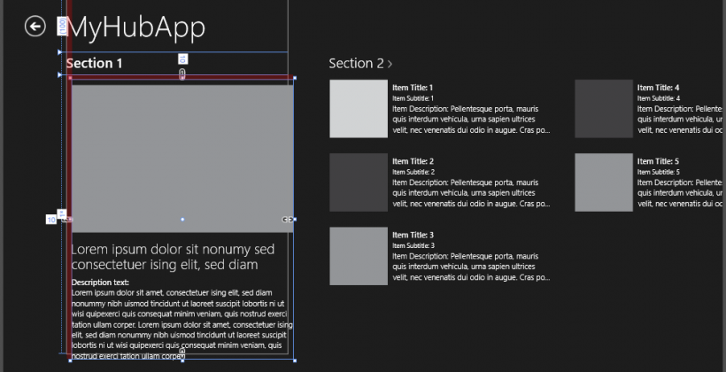 Microsoft Visual Studio 2013 appears with 5,000 Windows 8.1 APIs
