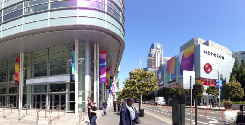 iOS 7 gets flat with Apple banner at WWDC [UPDATE: OS X]
