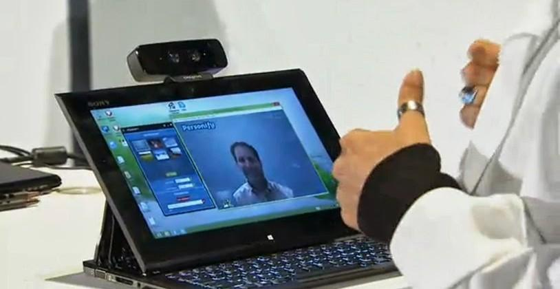 Intel reveals Creative Senz3D depth camera: Embedded version in 2014