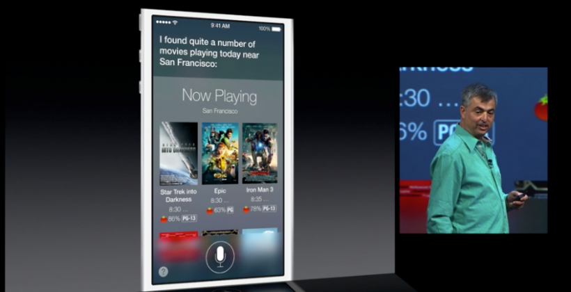 iOS 7 Siri supercharged: Twitter, Bing, Wikipedia & more with new voices