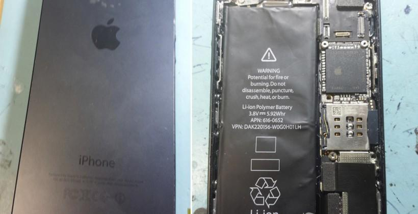 iPhone 5S leak tips dual-LED flash and more