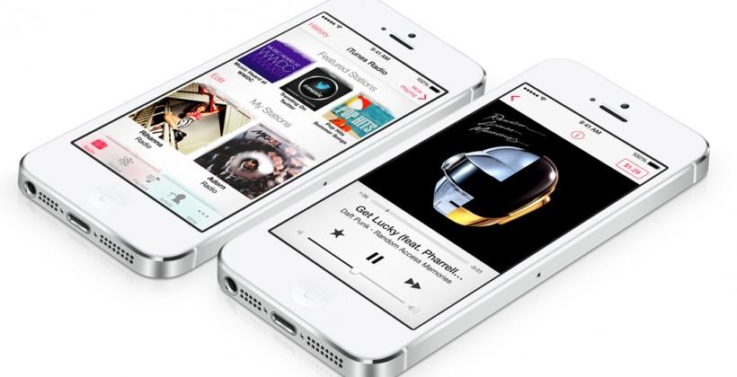"""Apple's iTunes Radio """"playing catch up with Nokia Music"""" suggests Nokia VP"""