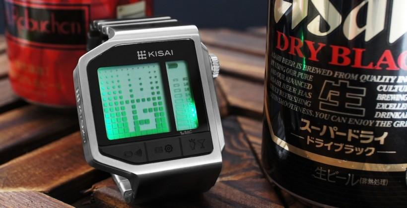 Tokyoflash Intoxicated breathalyzer watch makes your wrist judgemental