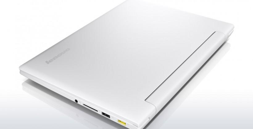 Lenovo rolls out five touch-enabled Windows 8 IdeaPad notebooks