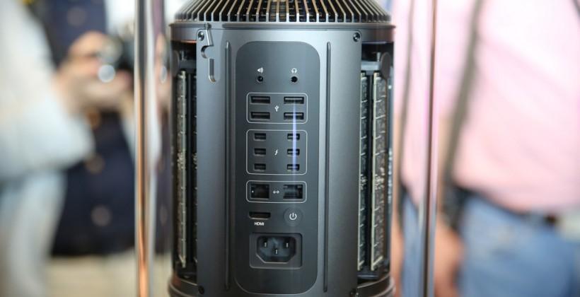 Mac Pro 2013 benchmarks leak